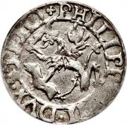 1/24 Thaler - Philipp II – avers