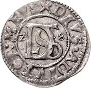 1 Doppelschilling - Bogislaus XIV. – revers