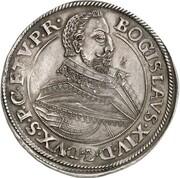 1 thaler Bogislaw XIV – avers