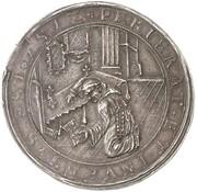 3 thaler Philipp II – avers