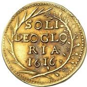 2 goldgulden Philipp II – revers