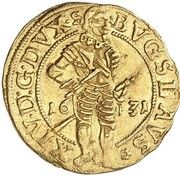 1 ducat Bogislaw XIV – avers