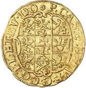 1 ducat Bogislaw XIV – revers