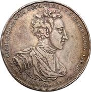 1 Thaler - Karl XII. – avers