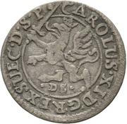1/48 Thaler - Karl XI. – avers