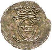 1/96 Thaler - Karl XII. – avers