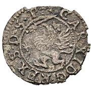1 Witten - Karl XI. – avers
