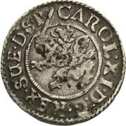 1/24 Thaler - Karl XI – avers