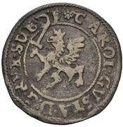 1 Witten - Karl X. Gustav – avers