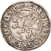 1/12 Thaler - Karl XI. – avers