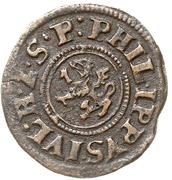 6 Pfennig - Philipp Julius III. – avers