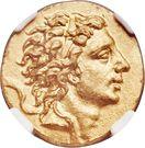 Stater - Mithridates VI – avers