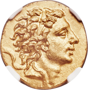 Stater - Mithridates VI -  avers