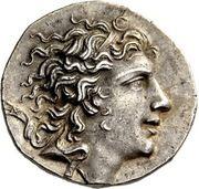 Tetradrachm - Mithridates VI Eupator -  avers