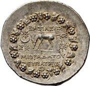 Tetradrachm - Mithridates VI Eupator -  revers