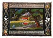 50 Pfennig (Poppenbüttel) – revers