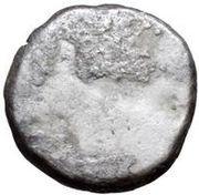 1 drachm (série bête: lion) – revers