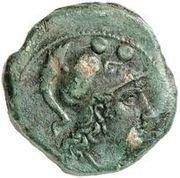 1 sextans (série Menrva II) – avers