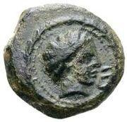 2½ centesimae (série incuse: spirale) – avers