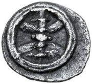 AR 1 as (série roues archaïque: sans valuer) – avers