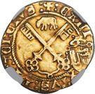 1 zecchino - Calixtus III – avers