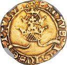 1 zecchino - Calixtus III – revers