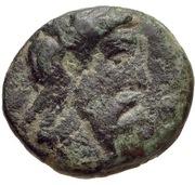 Bronze Æ10 (Pordosilene) – avers