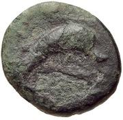 Bronze Æ10 (Pordosilene) – revers