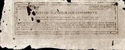 5 Pesos (Decrees of 3.9.1811 and 29.6.1813) – avers