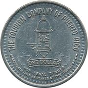The Tourism Company Of Puerto Rico token – avers