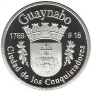 1 Peseta (Guaynabo) – revers
