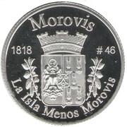 1 Peseta (Morovis) – revers