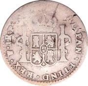 ⅛ Dollar  (Contremarque) – revers