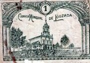 1 Centavo (Louzada) – avers