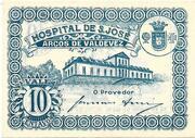 10 Centavos Arcos de Valdevez – avers