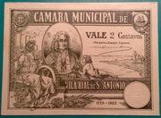 2 centavos  (Vila Real de Santo António) – avers