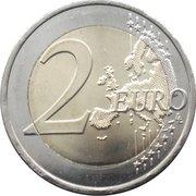 2 euros Guimarães -  revers