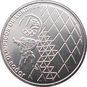 2,50 euros JO 2012 Jeux d'été de Londres (cupronickel) – revers