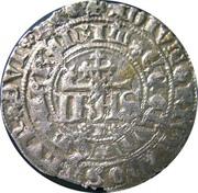 Real de 10 soldos - Jean regedor et defensor du royaume – avers