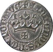 Pilarte coroado  (Lisbonne) - Ferdinand I – avers