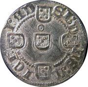 Pilarte coroado  (Lisbonne) - Ferdinand I – revers