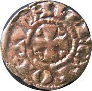 Dinheiro - Alphonse IV – avers