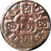 Dinheiro - Alphonse IV – revers