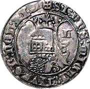 ½  barbuda (Lisbonne) - Ferdinand I – avers
