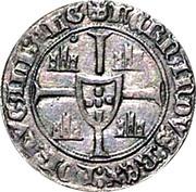 ½  barbuda (Lisbonne) - Ferdinand I – revers