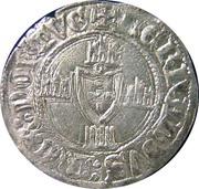 Grave (Lisbonne frappe) - Ferdinand I – revers