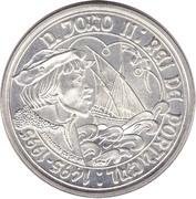 1000 escudos Jean II -  revers