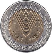 100 escudos (République) -  revers