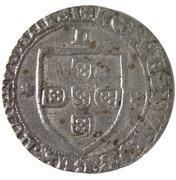 Tornês de escudo (Lisbonne) - Ferdinand I – avers