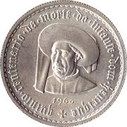 5 escudos Henri le navigateur -  revers